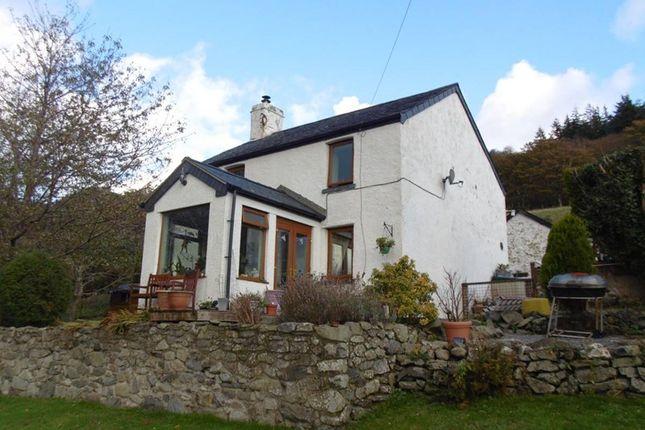 Thumbnail Detached house for sale in Maenan, Llanrwst