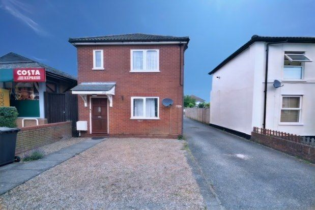 1 bed flat to rent in Spring Road, Ipswich IP4