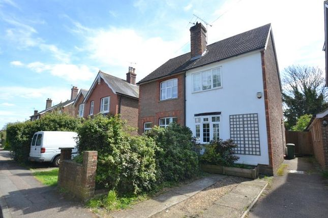 Thumbnail Semi-detached house to rent in Church Road, Horley