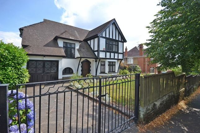 Thumbnail Detached house for sale in Exceptional Period House, Ridgeway, Newport