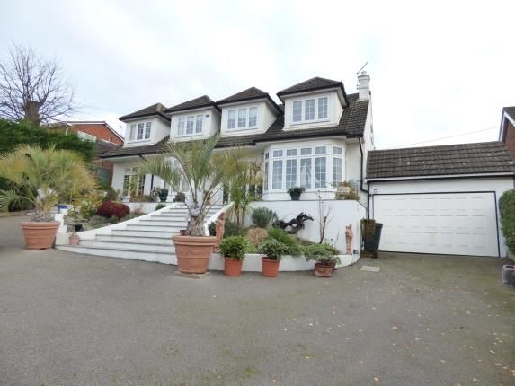 Thumbnail Detached house for sale in Benfleet, Essex, Uk
