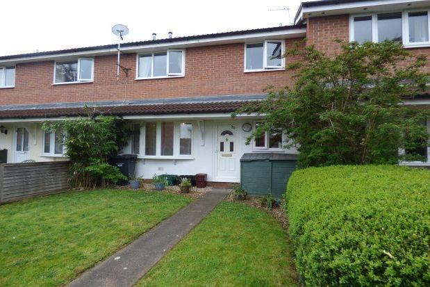 Thumbnail Terraced house to rent in Kenwyn Close, Taunton