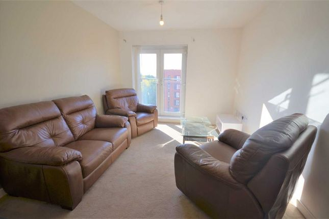 Thumbnail Flat to rent in Irwell Building, Salford, Salford