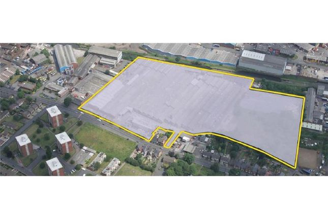 Thumbnail Land to let in Tipton Industrial Estate, Whitehall Road, Tipton, West Midlands, England