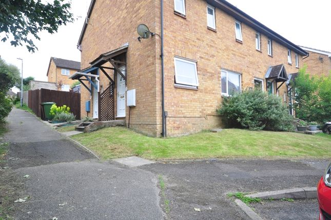 Thumbnail End terrace house to rent in Hawthorn Walk, Tunbridge Wells