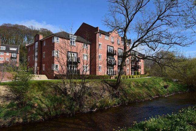 Thumbnail Flat for sale in Mill Green, Congleton