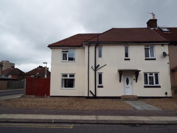 Thumbnail Semi-detached house for sale in Fels Farm Avenue, Dagenham