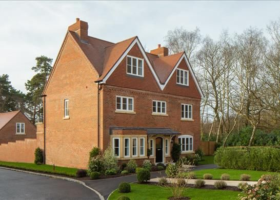 Thumbnail Detached house for sale in King Edward Vll, Midhurst, West Sussex