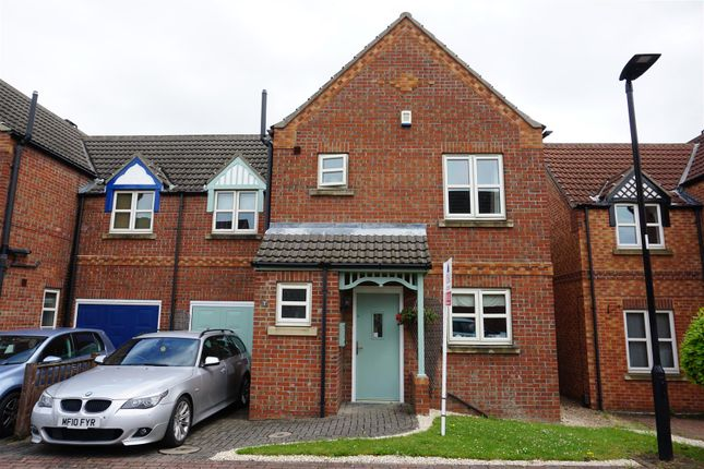 Thumbnail Link-detached house for sale in St. Laurence Court, Adwick-Le-Street, Doncaster