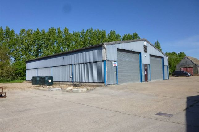 Thumbnail Warehouse to let in Former Grain Store, Wood Farm, The Heath, Bluntisham