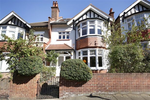 Thumbnail Semi-detached house for sale in Deepdene Road, London