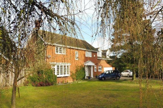 Thumbnail Detached house for sale in St Marys Close, Wavendon, Milton Keynes