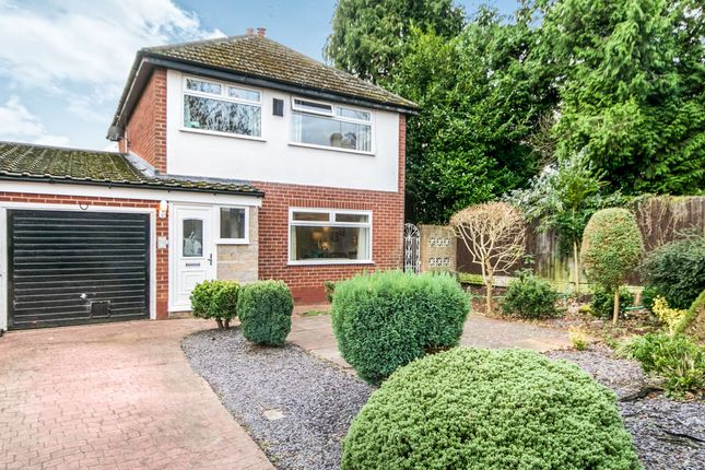 Thumbnail Detached house for sale in Greenacres Drive, Bromborough, Wirral