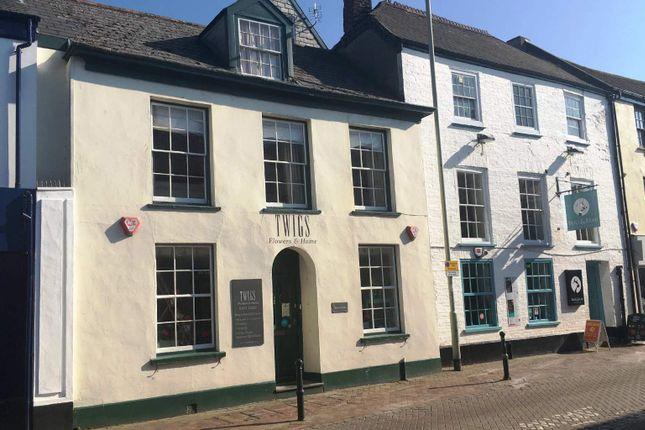 Thumbnail Retail premises for sale in 127 Boutport Street, Barnstaple, Devon