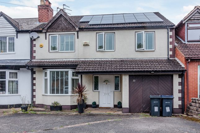 Thumbnail Semi-detached house for sale in Wychall Lane, Birmingham