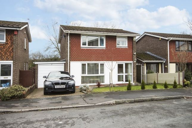 Thumbnail Detached house to rent in Roberts Close, Rogerstone, Newport