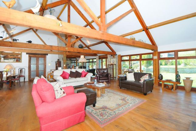 Thumbnail Link-detached house for sale in Knole, Langport, Somerset