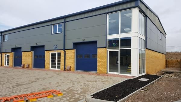 Thumbnail Warehouse to let in Unit M63, Glenmore Business Park, Chichester By Pass, Chichester, West Sussex