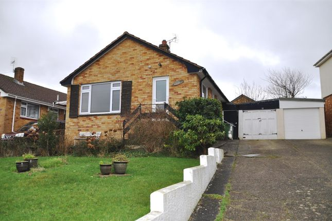 Thumbnail Detached bungalow for sale in Tennacott Heights, Bideford