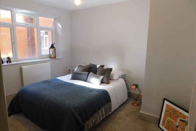 Bedroom of Lewis Crescent, Cliftonville, Margate CT9
