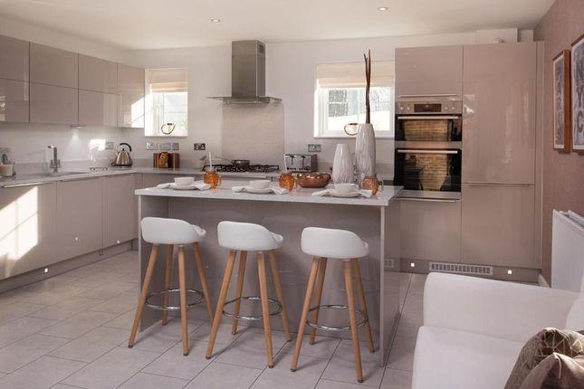"Alderney Kitchen of ""Halton"" at Burlow Road, Harpur Hill, Buxton SK17"