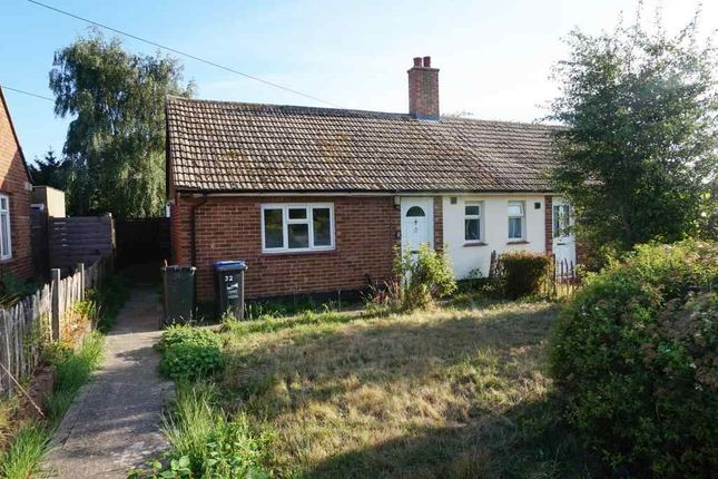 Thumbnail Semi-detached bungalow for sale in Rose Gardens, Minster, Ramsgate