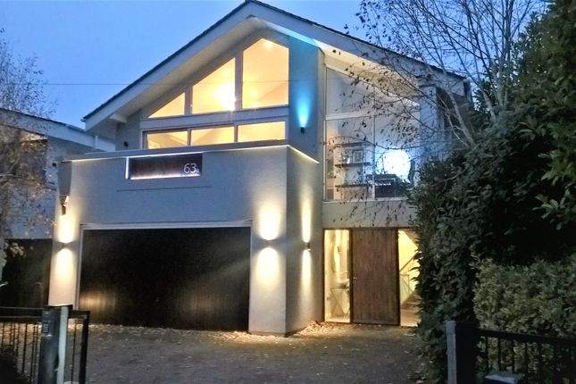 Thumbnail Detached house to rent in Sandbanks Road, Canford Cliffs