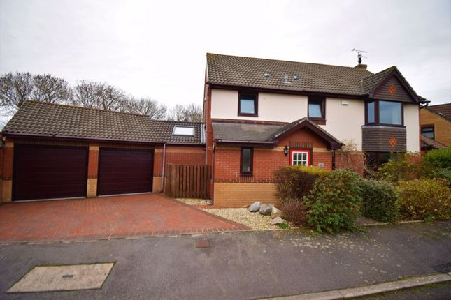 Thumbnail Detached house for sale in 5 Cypress Gardens, Porthcawl