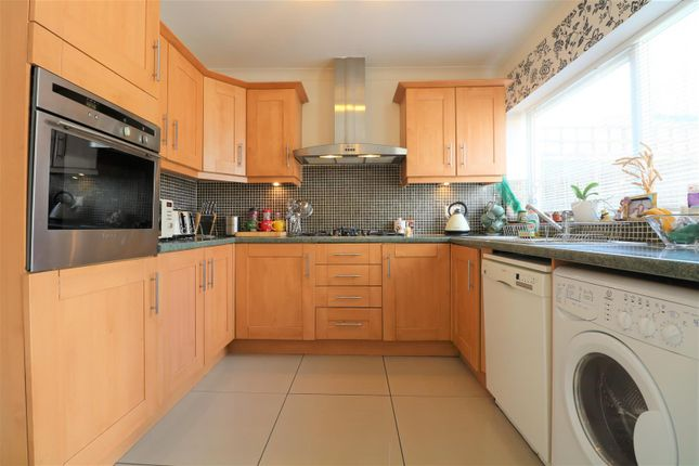 Thumbnail Terraced house for sale in Knights Croft, New Ash Green, Longfield