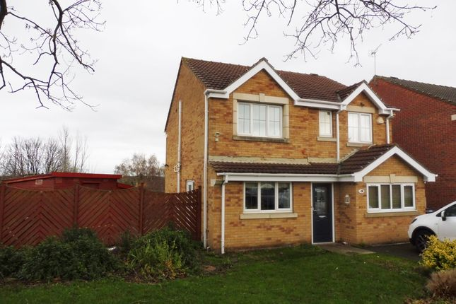 Front View of Ashleigh Vale, Barnsley S70