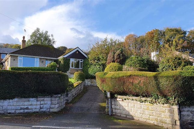 Thumbnail Detached bungalow for sale in Halkyn Road, Holywell, Flintshire