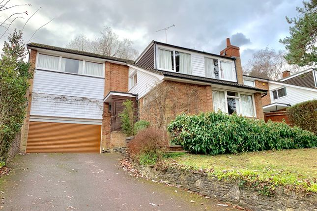 Thumbnail Detached house for sale in Glenwood Avenue, Bassett, Southampton