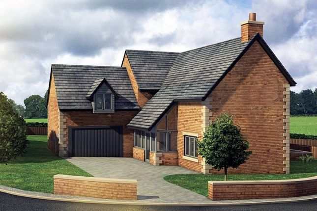 Thumbnail Detached house for sale in The Earmont, Plot 3, William's Pasture, Aglionby