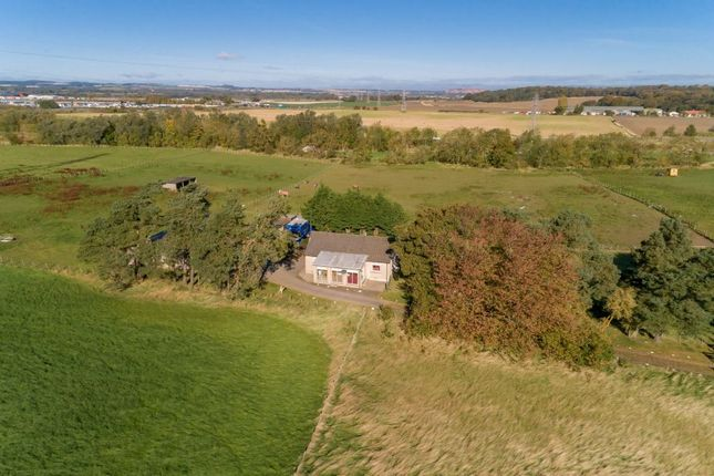 Thumbnail Detached bungalow for sale in 6 Humbie Holdings, Kirknewton