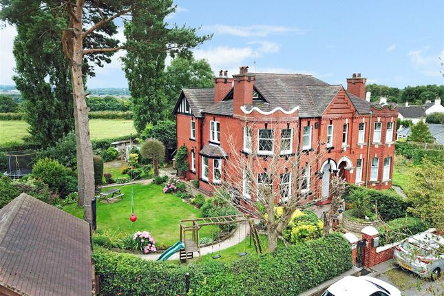 Thumbnail Semi-detached house for sale in Primrose Hill, Hanford, Stoke-On-Trent