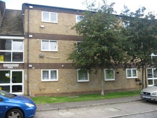 Thumbnail Flat to rent in Williams Crescent, Barry