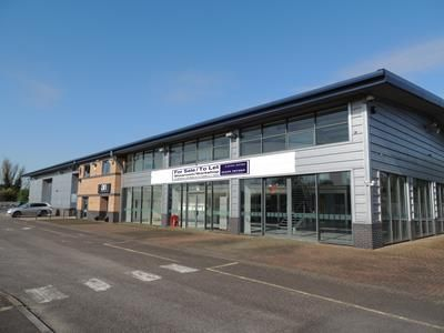 Thumbnail Light industrial to let in Former Mitsubishi Showroom, Western Way, Melksham
