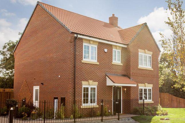"2 bedroom semi-detached house for sale in ""Ashford"" at Bidavon Industrial Estate, Waterloo Road, Bidford-On-Avon, Alcester"