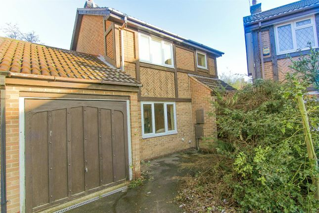Thumbnail Link-detached house for sale in Saumur Way, Warwick