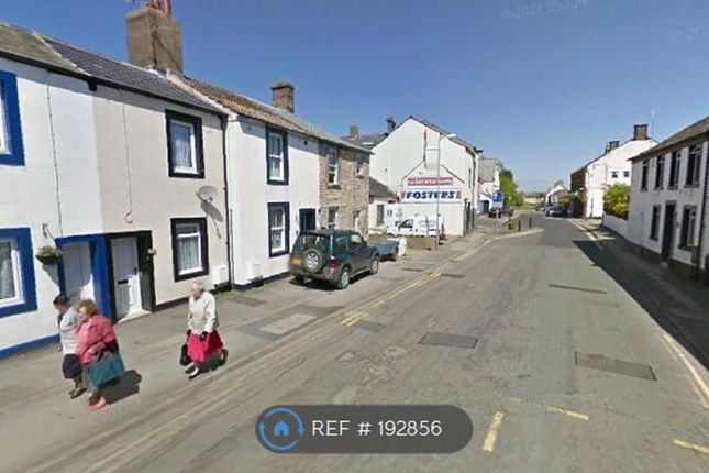 Thumbnail Terraced house to rent in Main Street, Distington
