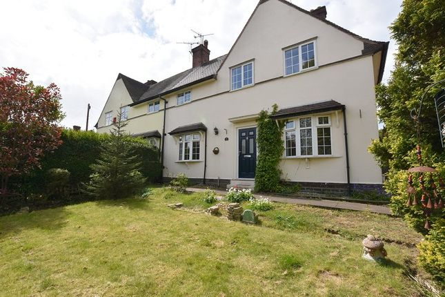 Thumbnail Semi-detached house to rent in Langley Street, Basford, Stoke On Trent