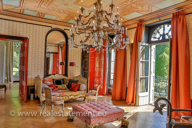 Thumbnail Château for sale in Estg99900187, A Magnificent Chateau In All Its Grandeur, France