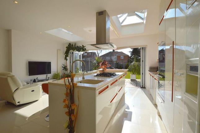 Thumbnail Semi-detached house to rent in Argyle Road, North Harrow, Harrow