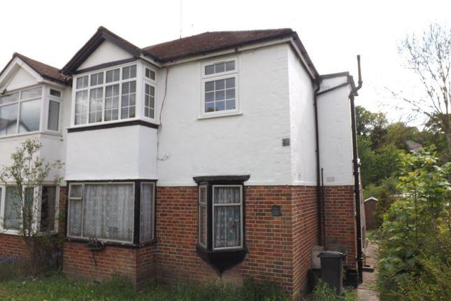 Thumbnail Maisonette to rent in Gomshall Gardens, Kenley