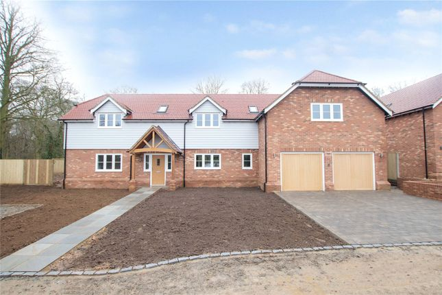 Thumbnail Detached house for sale in Monmouth House, Cambridge Road, Ugley, Essex