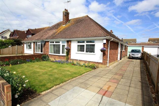 Thumbnail Semi-detached bungalow for sale in New Road, Durrington, Worthing