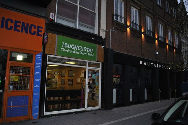 Thumbnail Retail premises to let in Granby Street, Leicester