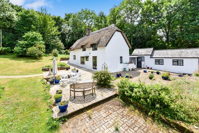 Thumbnail Detached house for sale in Yaspis Cottage, Lowton, Taunton