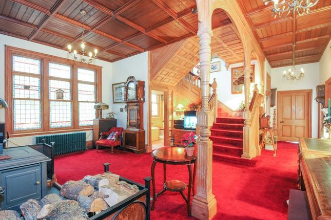 Thumbnail Detached house for sale in Old Vicarage, Abbey Cwm Hir