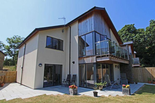Thumbnail Detached house for sale in 14 Swn Y Dail, Barmouth, Gwynedd